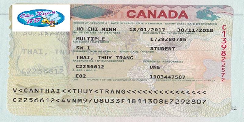 Visa du học Canada diện CES, học ngành Du lịch khách sạn