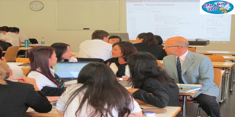 Thông tin cập nhất nhất về du học Thụy Sỹ tại trường IMI