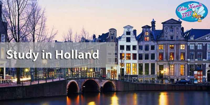 Du học Hà Lan để được trưởng thành tại trung tâm Châu Âu với mức chi phí thấp và học bổng đến 30%