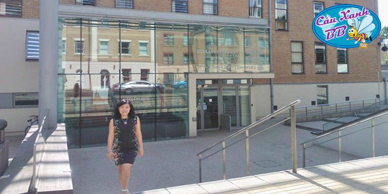 Du học Anh, đến với trường đại học Anglia Ruskin tại thành phố Cambridge như thế nào?