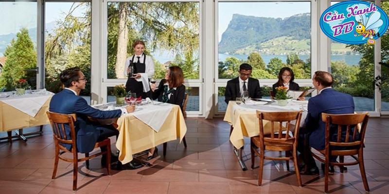 Hội thảo ngành DLKS trường IMI chuẩn chính phủ Thụy Sỹ công nhận