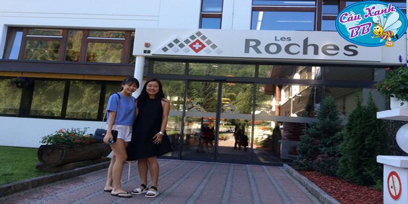 Du học Thụy Sỹ, trường quản trị Khách sạn quốc tế Les Roches có học bổng không?