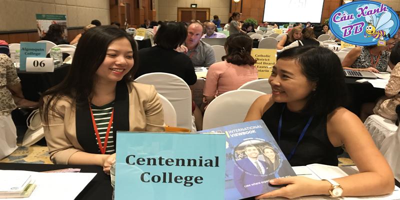 Tại sao nên chọn du học Canada trường Centennial College?