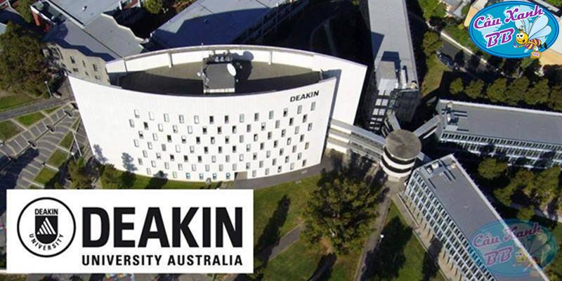 Học bổng du học Úc tại đại học Deakin giành cho các bạn muốn học tập tại Melbourne