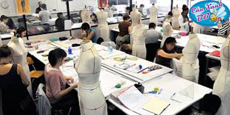 Du học ngành thiết kế thời trang và cắt may công nghiệp tại Pháp, trường Academie Internationale de Coupe de Paris