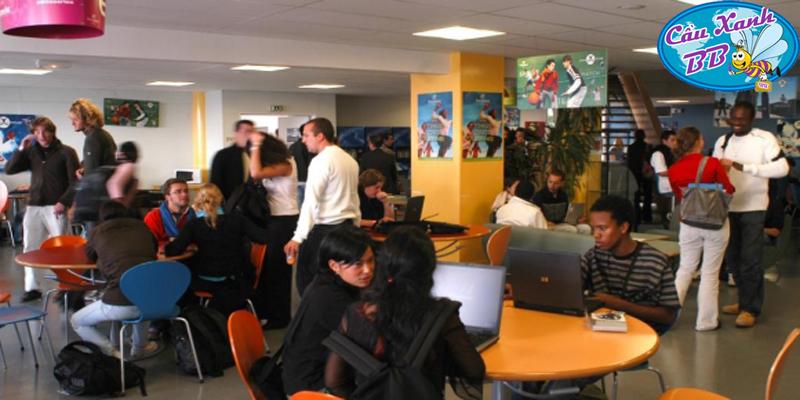 Du học Pháp tại thành phố La Rochelle tuyệt đẹp, trường ESC La Rochelle