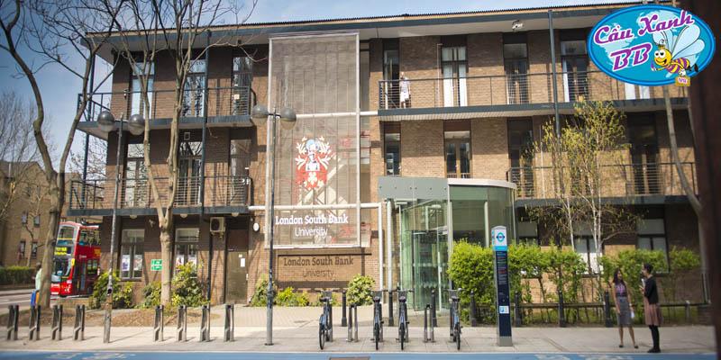 Đại học London South Bank, điểm đến du học Anh lí tưởng ngay tại thủ đô London