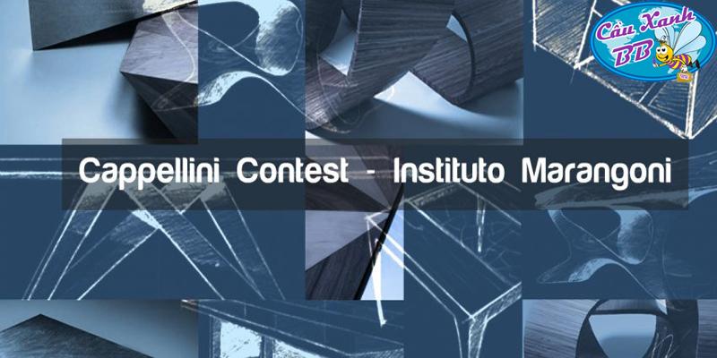 Du học ngành thiết kế thời trang cần biết: Cuộc thi thiết kế Cappellini phiên bản lần thứ tư