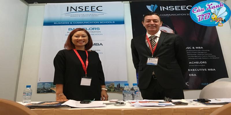 INSEEC – Grande Ecole – trường lớn tại Chambery, Paris, Lyon và Bordeaux