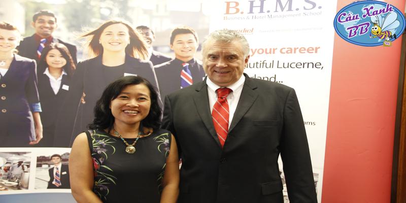 Trường Quản trị Kinh doanh và Khách sạn BHMS – Chi phí hợp lý – Chất lượng toàn cầu