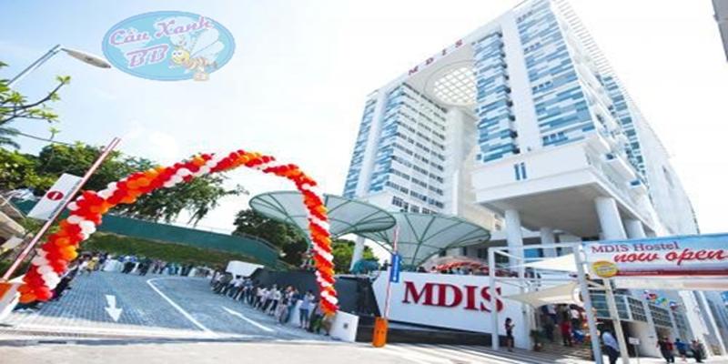 MDIS – học viện phát triển quản lí Singapore – tổ chức giáo dục phi lợi nhuận lớn nhất