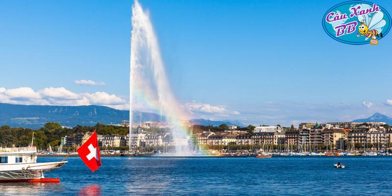 Thụy Sỹ tự hào về Geneva – một thành phố thực sự quốc tế