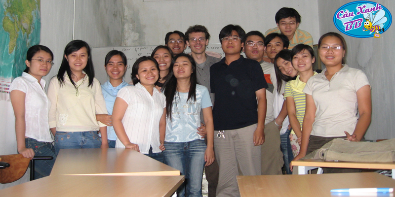 Lịch học, nội dung giảng dạy, thời gian học khoá học tiếng Pháp tại Hà Nội, lớp thầy Nicolas