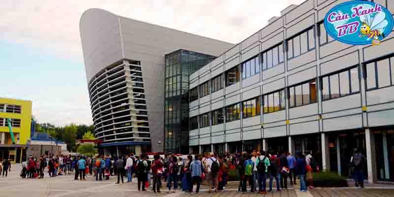 Học bổng du học Hà Lan tại trường đại học ứng dụng HAN