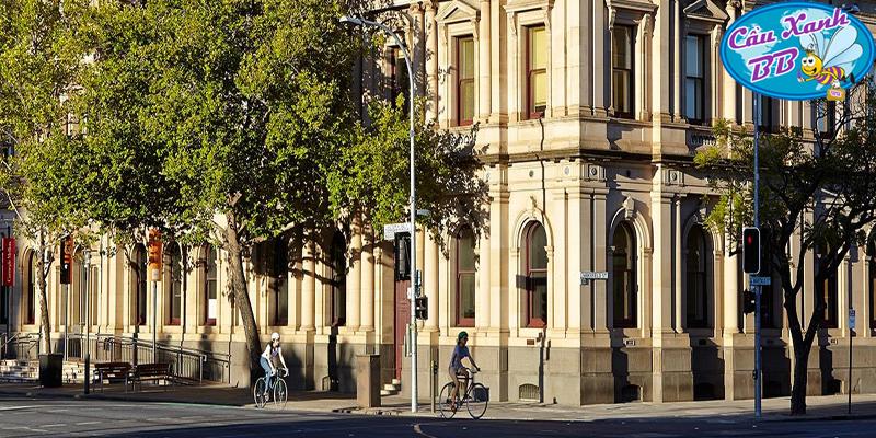 Du học Úc tại bang Nam Úc để tăng điểm định cư, đại học Torrens, học phí rẻ nhất