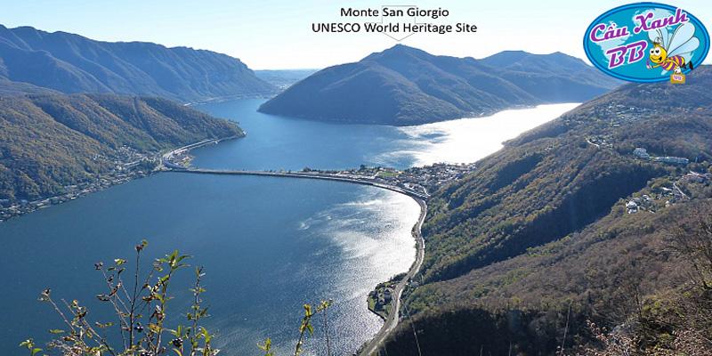 Những điểm đến du lịch nhất thiết phải đi ở Thụy Sỹ