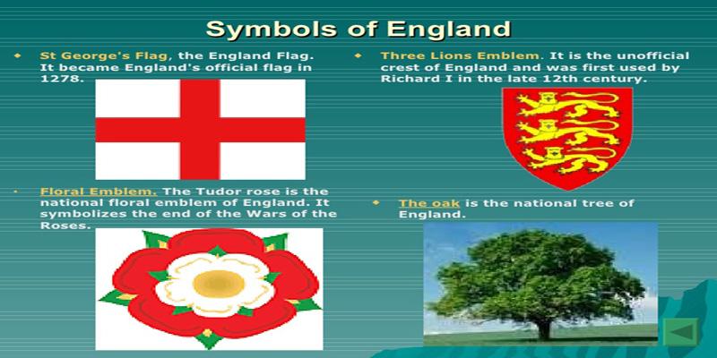 Biểu tượng của nước Anh, linh hồn của nước Anh