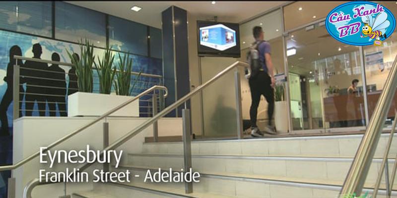 Học bổng du học tại Nam Úc, trường Eynesbury