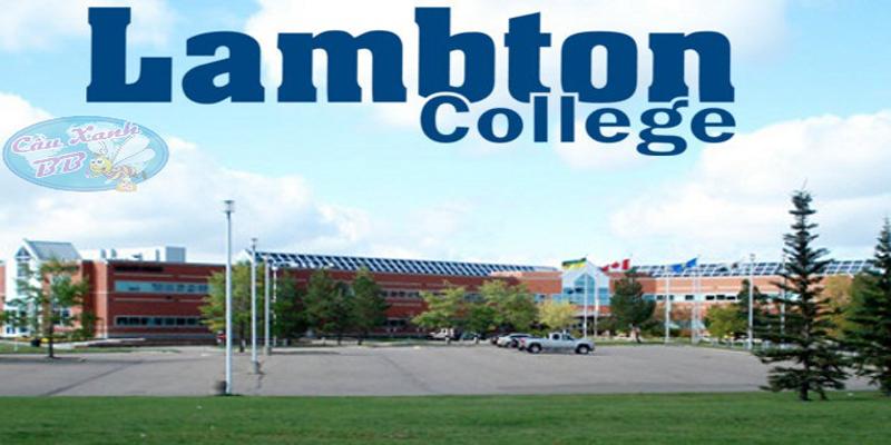 Du học Canada tại Lambton College