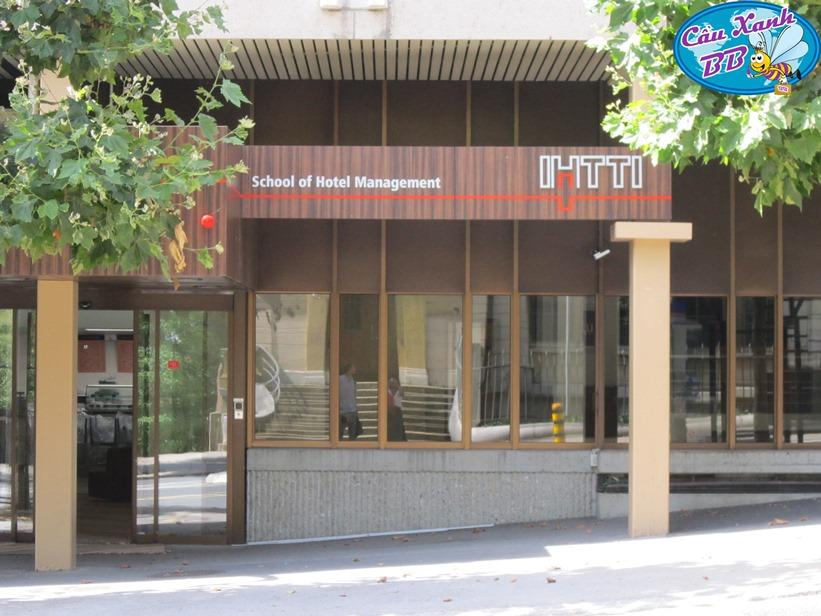 Trường IHTTI – Không chỉ đào tạo DLKS mà còn rèn khả năng trang trí nội thất!