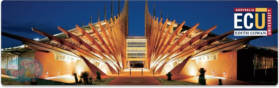 Học bổng du học Úc tại Đại học Edith Cowan, trường đại học trẻ tốt nhất thế giới