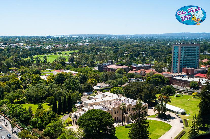 Du học Úc tại Adelaide, Nam Úc, chi phí thấp, chất lượng cao, cơ hội định cư lớn