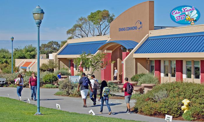 California State University Monterey Bay - Một trong những trường hàng đầu ở bờ Tây nước Mỹ