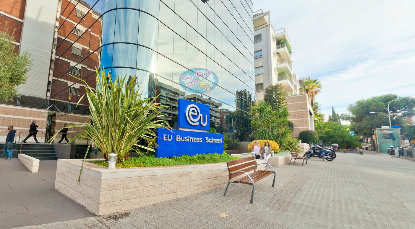 """EU Business School, """"top"""" trường kinh doanh tại Tây Ban Nha, Đức và Thuỵ Sỹ"""