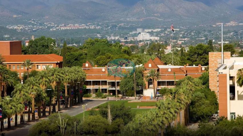 Học bổng du học Mỹ, Đại học Arizona - University of Arizona (UA)