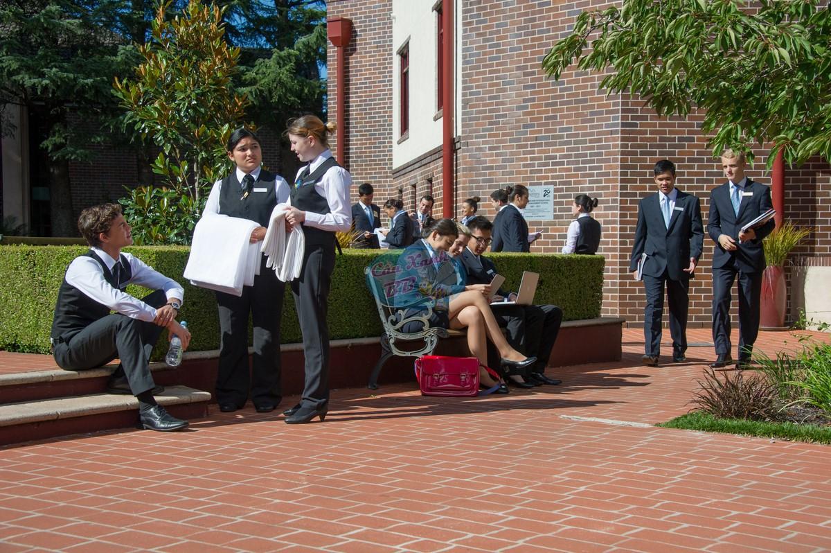 Du học Úc tại trường du lịch khách sạn hàng đầu Blue Mountains International Hotel Management School (BMIHMS)