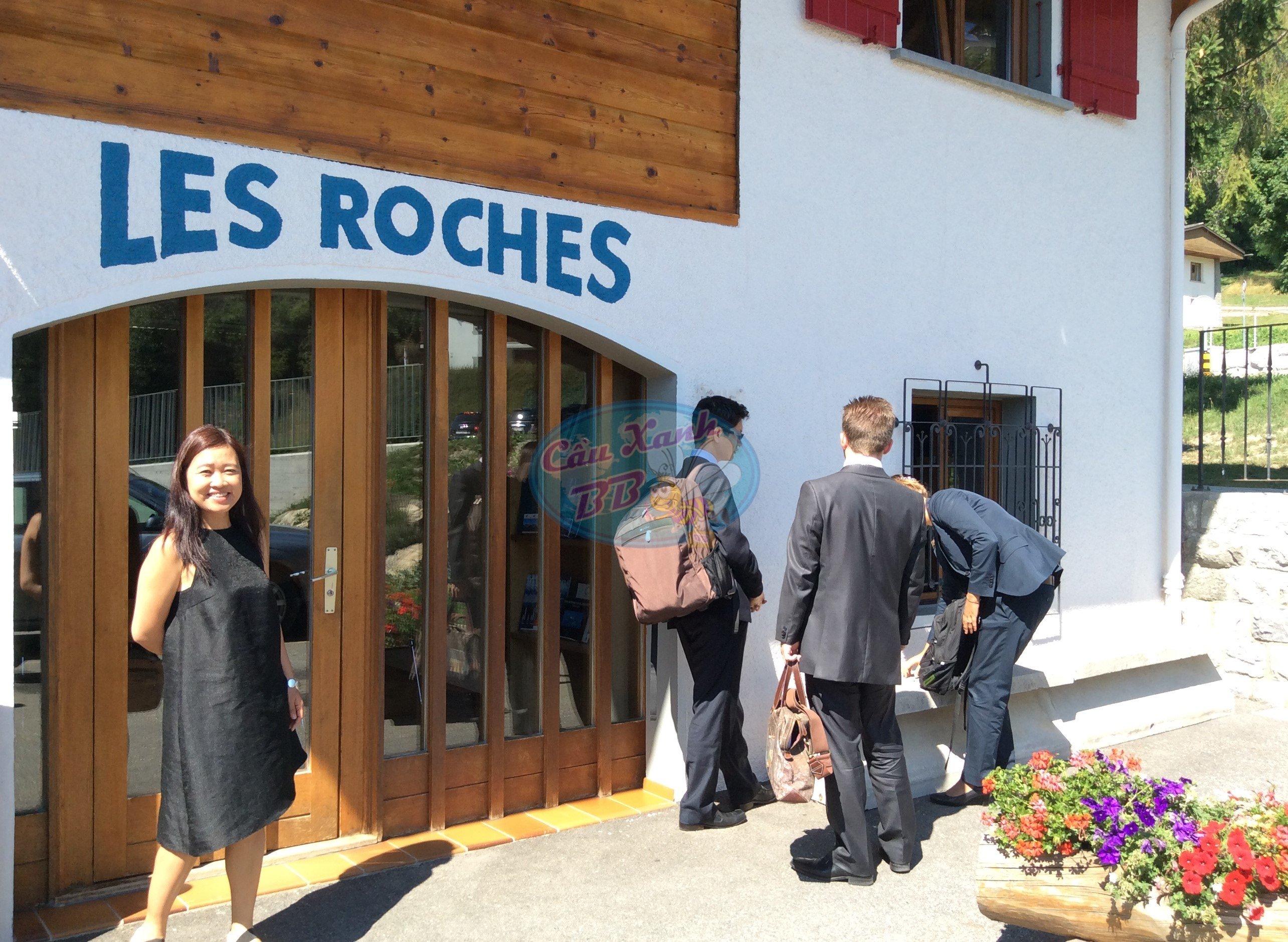 Bí quyết có cuộc sống hạnh phúc theo lời khuyên của GV trường Quản trị du lịch và khách sạn Les Roches
