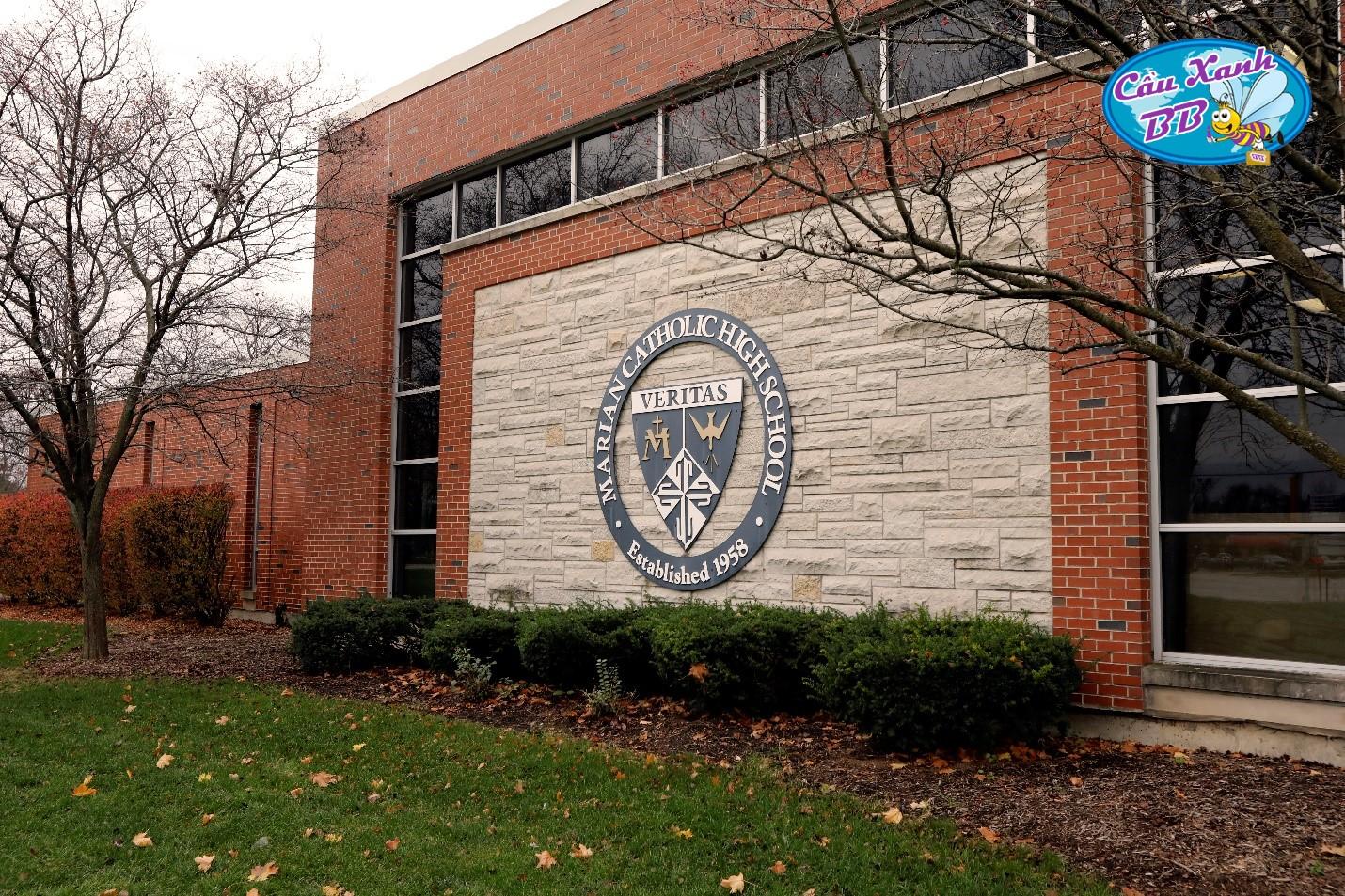 Marian Catholic High School tại thành phố Chicago, bang Illinois