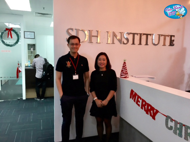 Học du lịch khách sạn tại Singapore, lấy bằng của Vatel Pháp tại SDH