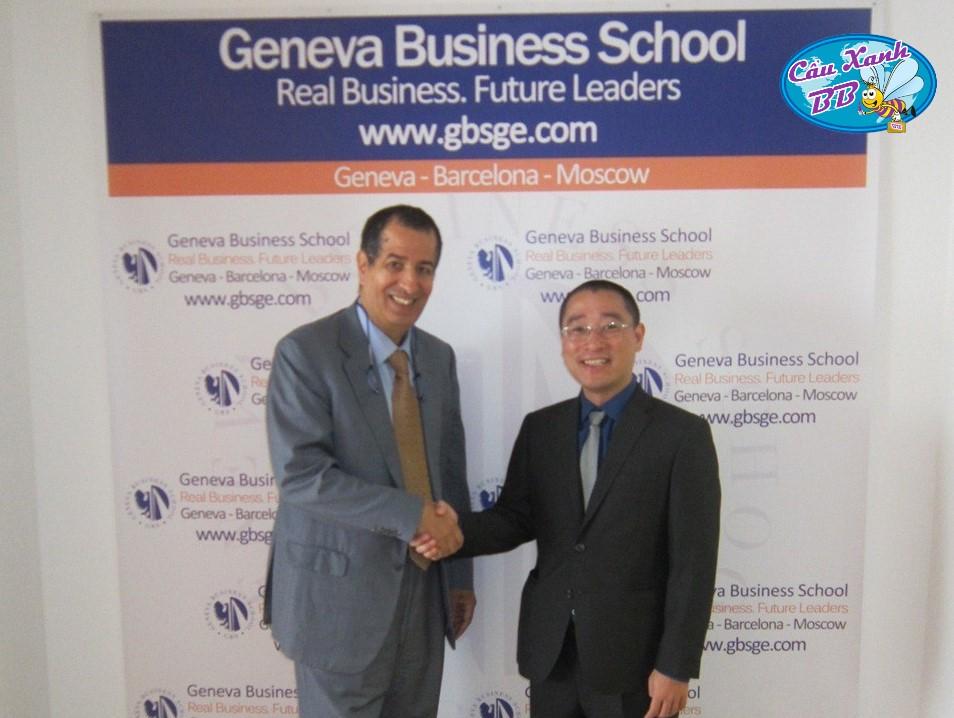 Geneva Business School – Du học ngành kinh doanh tại thủ đô Tài chính - Ngân hàng - Ngoại giao của thế giới