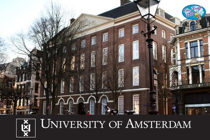 Học bổng học dự bị du học Hà Lan, vào Đại học Amsterdam