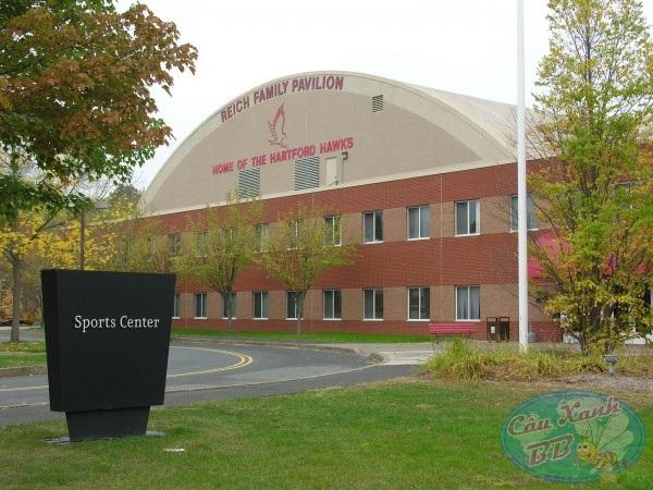 University of Hartford, đại học Hartford rank cao, nổi bật về các ngành công nghệ