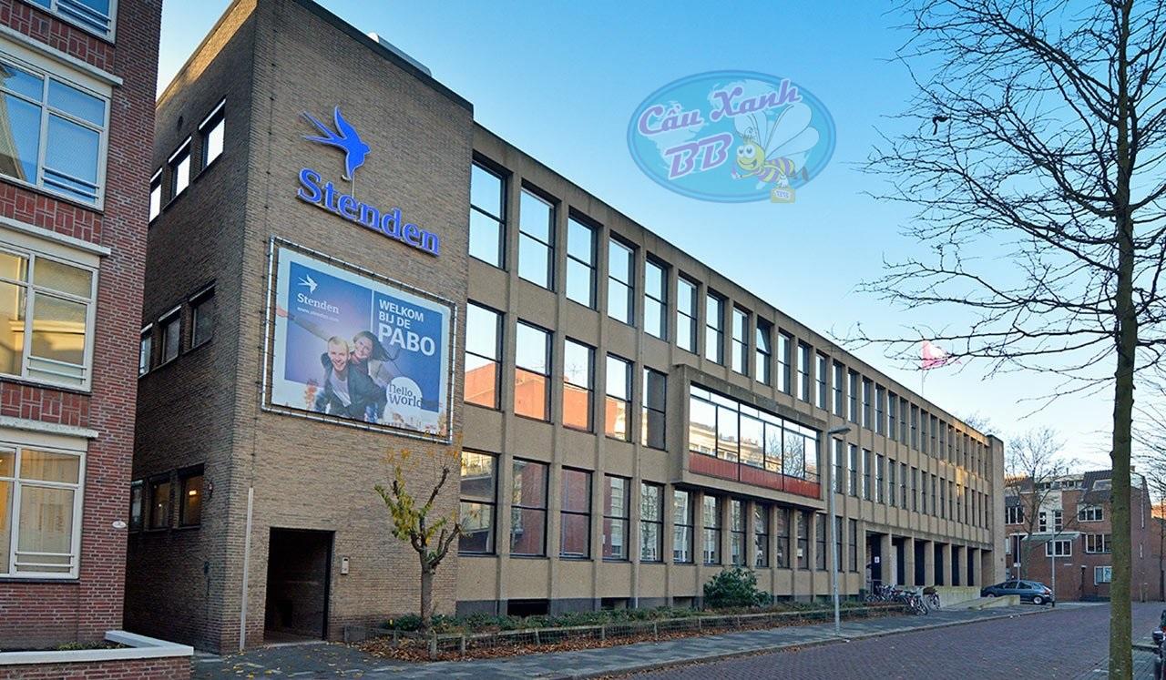 Du học Hà Lan ngành Du lịch khách sạn, Đại học khoa học ứng dụng NHL Stenden