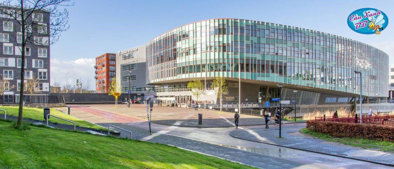 Đại học Khoa học Ứng dụng Amsterdam – Amsterdam University of Applied Science AUAS