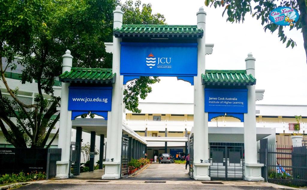 James Cook University, Singapore với nhiều hỗ trợ du học cao nhất
