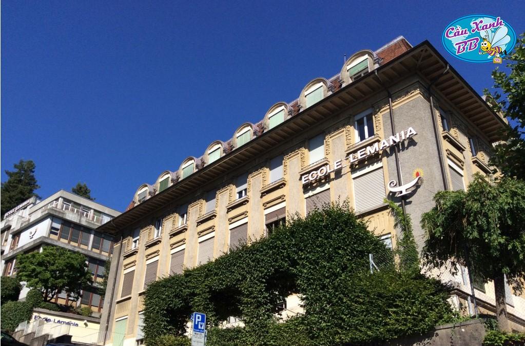 Trường quốc tế Lémania Thuỵ Sỹ
