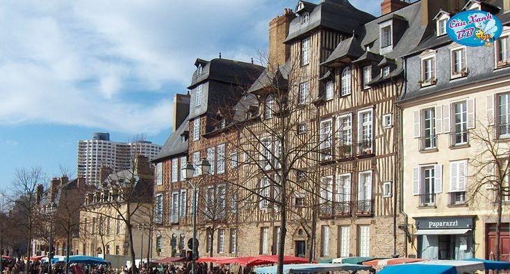 Học bổng 50% du học Pháp tại Rennes School of Business