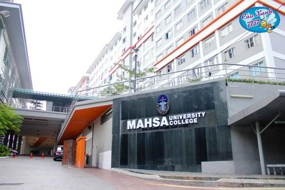 Học bổng du học Malaysia, đại học Mahsa