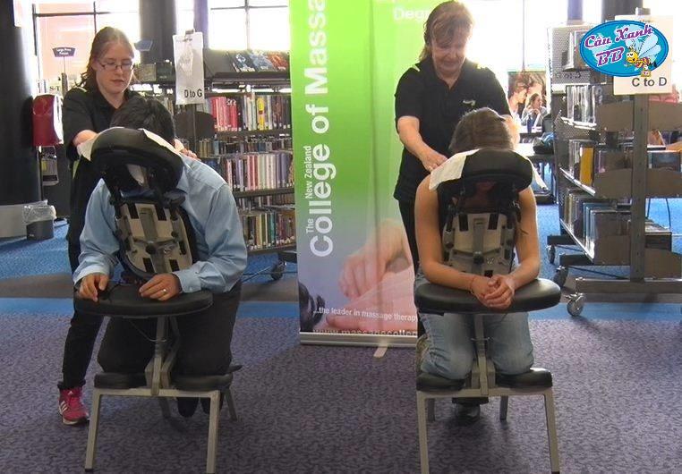 Học massage, liệu trình chăm sóc cơ thể tại New Zealand