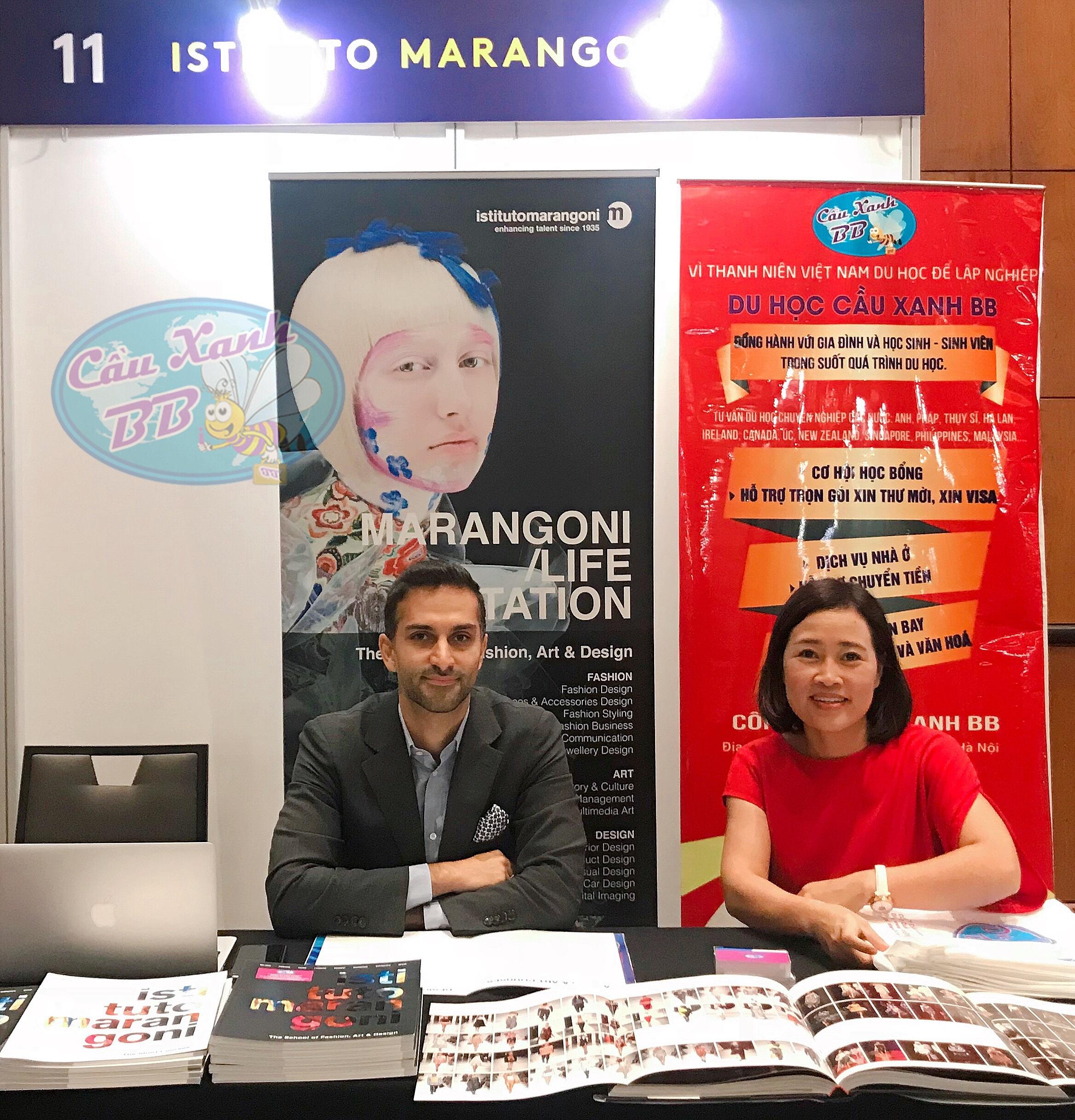Cùng Marangoni, học viện thời trang hàng đầu thế giới tư vấn tuyển sinh