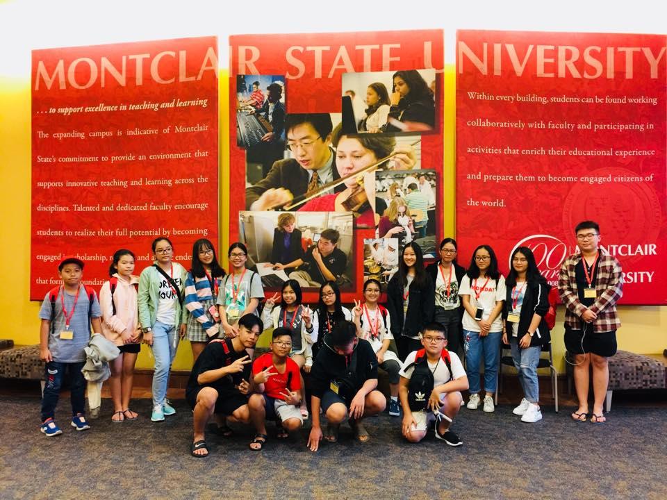 Chương trình du học hè Mỹ