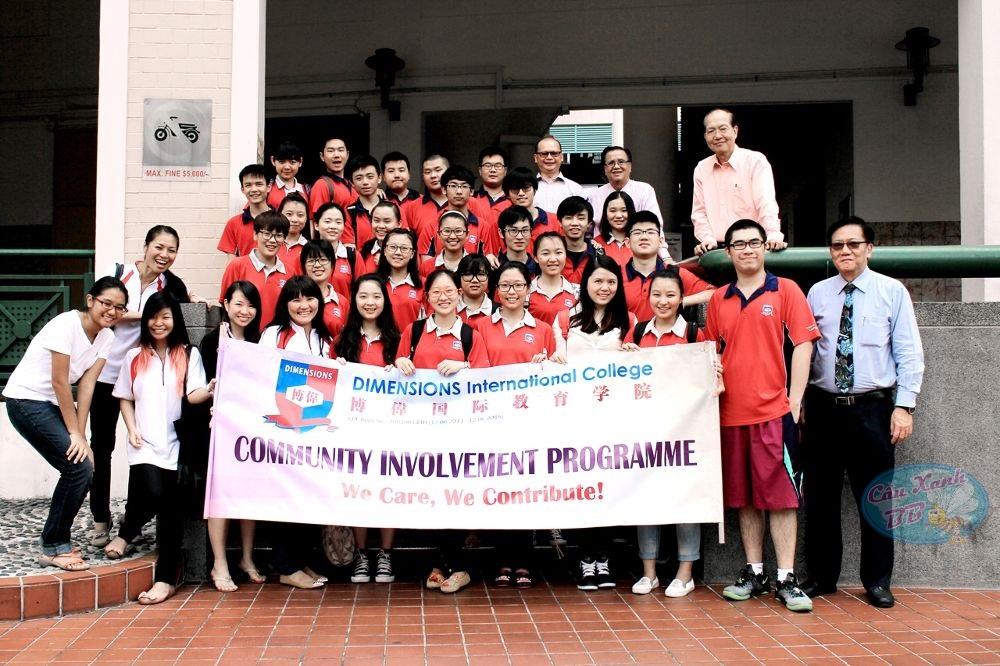Hội thảo du học Singapore, cùng trường Dimensions trở thành công dân toàn cầu