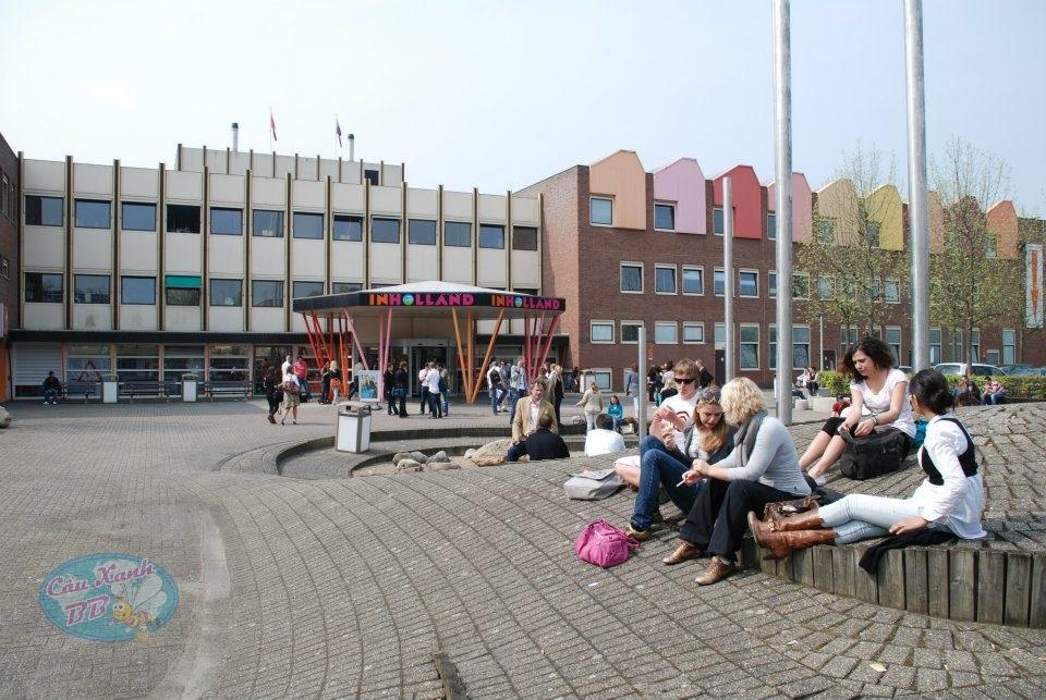 Trường ĐH Khoa học ứng dụng Inholland danh tiếng, Hà Lan