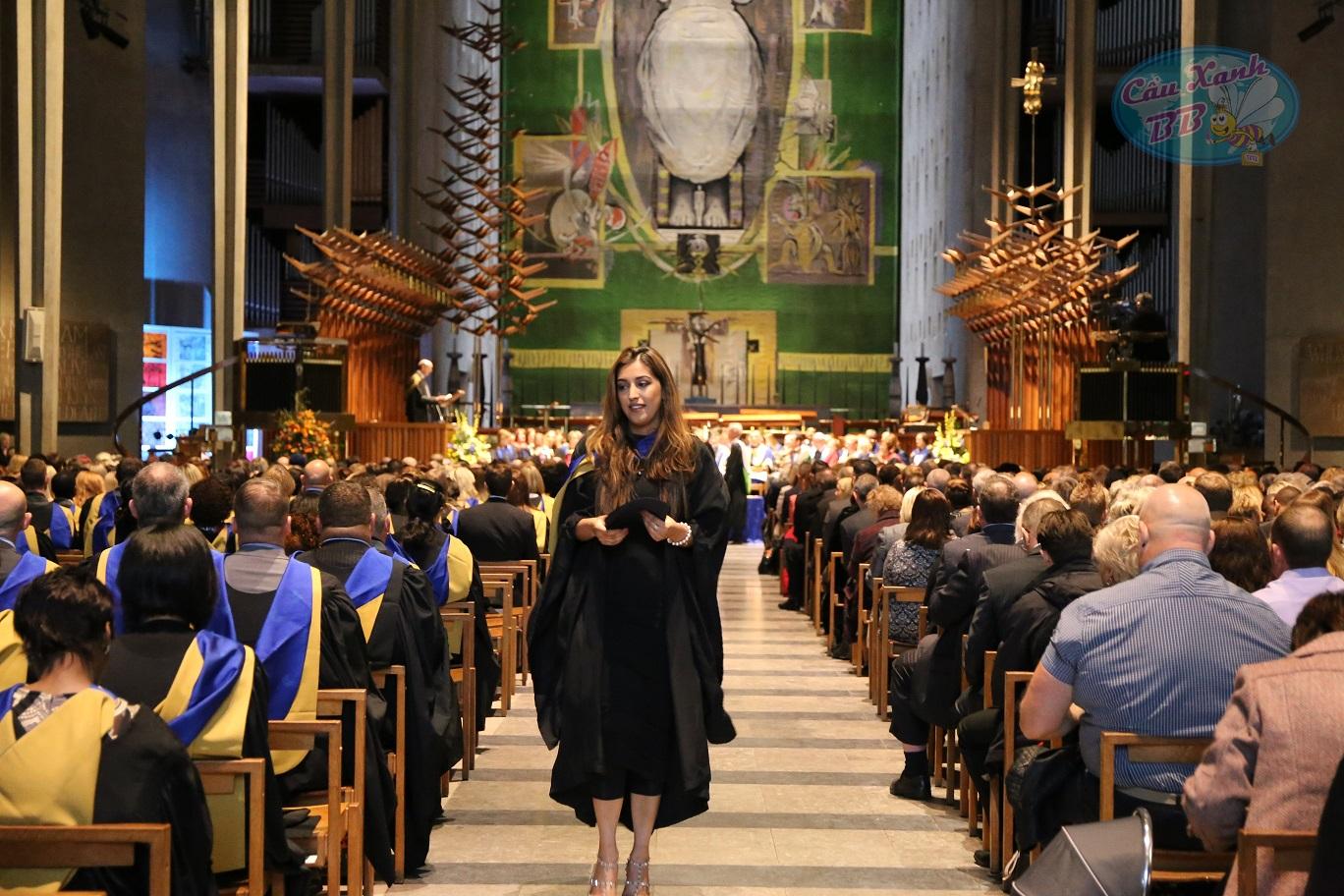 Những ngành học đáng chọn tại đại học Coventry, du học Anh Quốc