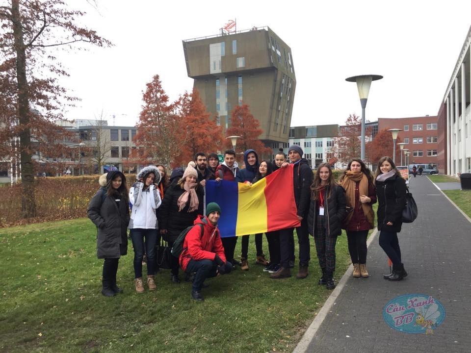 Trường Đại học Khoa học ứng dụng Hanze Groningen