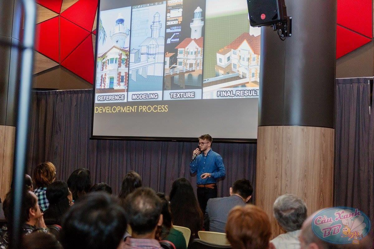 Du học Singapore ngành truyền thông, thiết kế games, hoạt hình 3D chọn MAGES Institute of Excellence